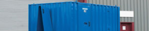 Welfare cabins from Midland Toilet Hire