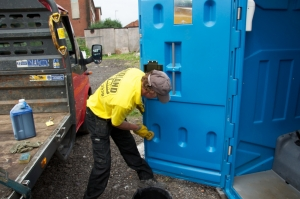 Warwickshire portable toilet hire
