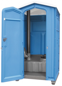 Construction portable toilet hire