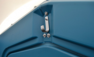 Coat Hook Portable Toilet