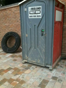 coventry portable toilet hire