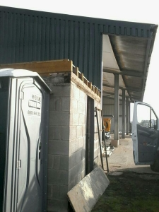 Rugby Portable Toilet Hire