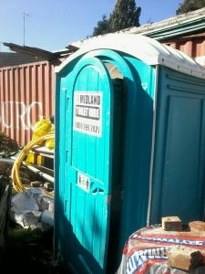 Nuneaton, Coventry, Rugby Portable Toilet Hire.