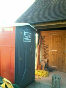 Midland Portable Toilet HIre
