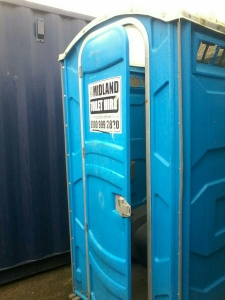 coventry toilet hire