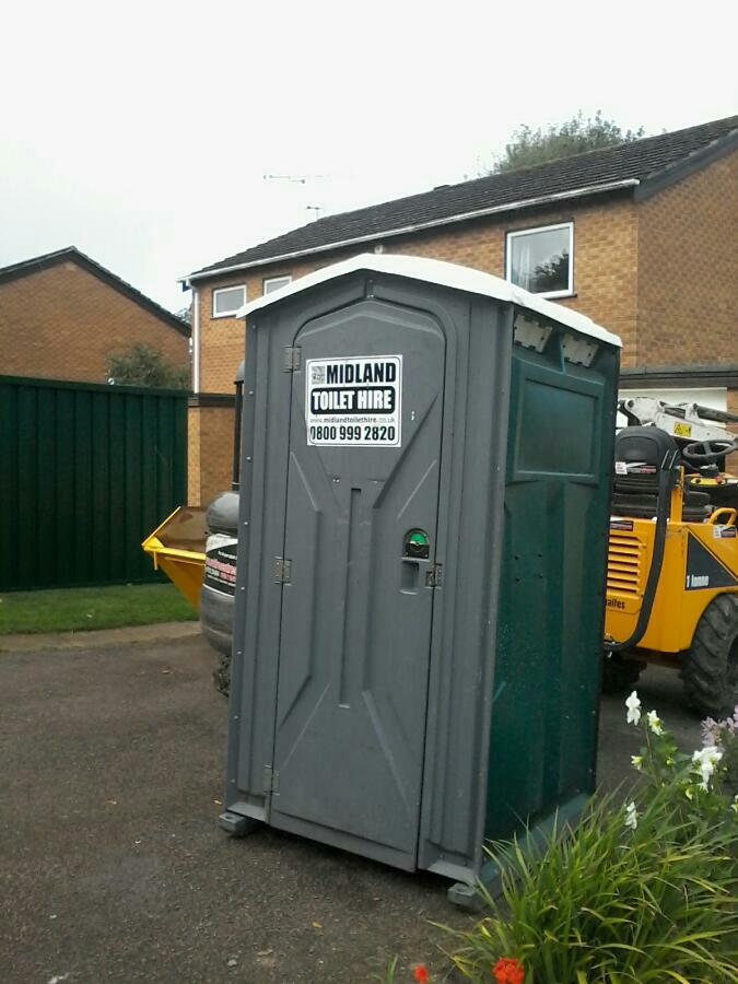 Derby Toilet Hire