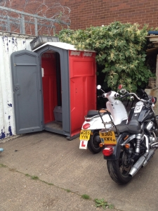 Portable Toilet Hire Birmingham