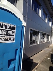 Portable Toilet, Midland Toilet Hire