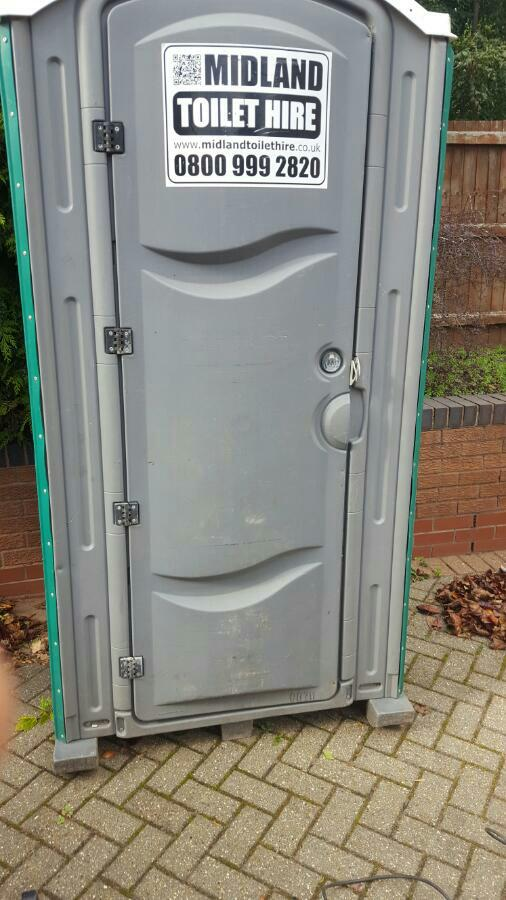 Rugby Toilet Hire
