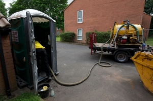 Portable Toilet Hire in Derby, Derbyshire