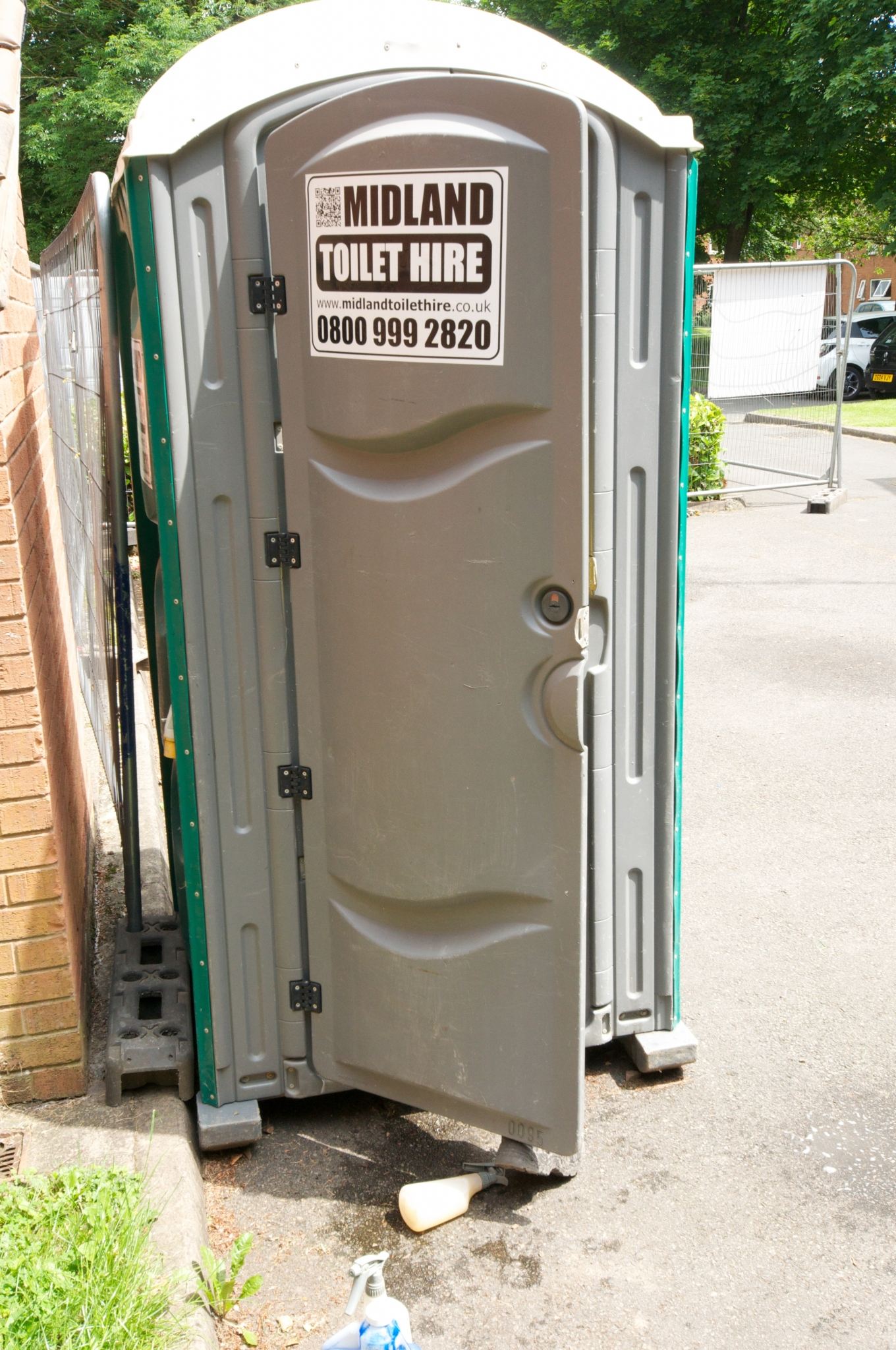 Portable Toilet Hire in Leicester