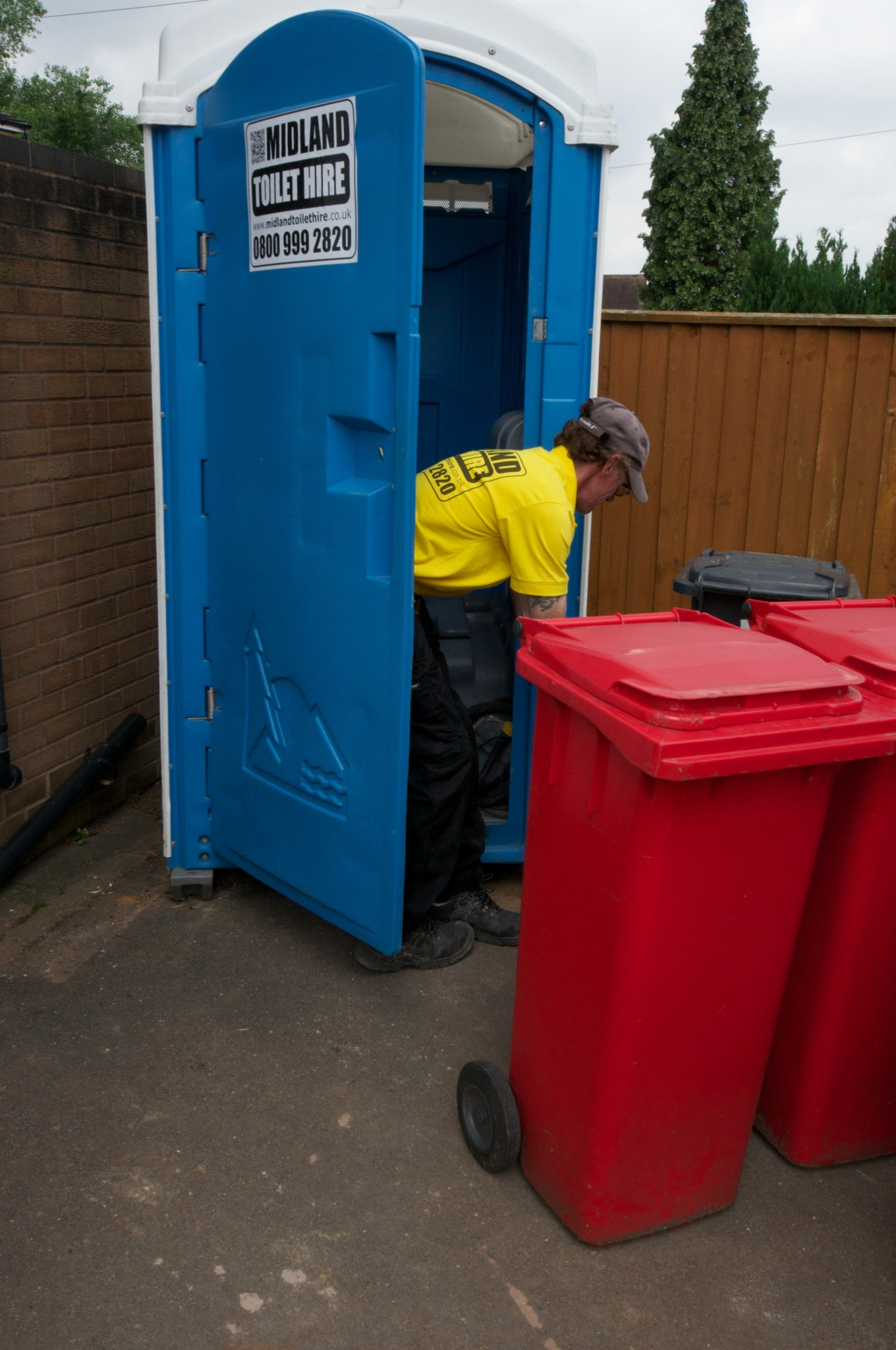 Stoke Portable Toilet Hire