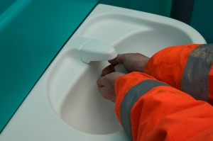 Benefits of hiring portable toilet cleaning service.