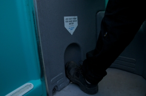 How much are portable toilets and where to buy it?