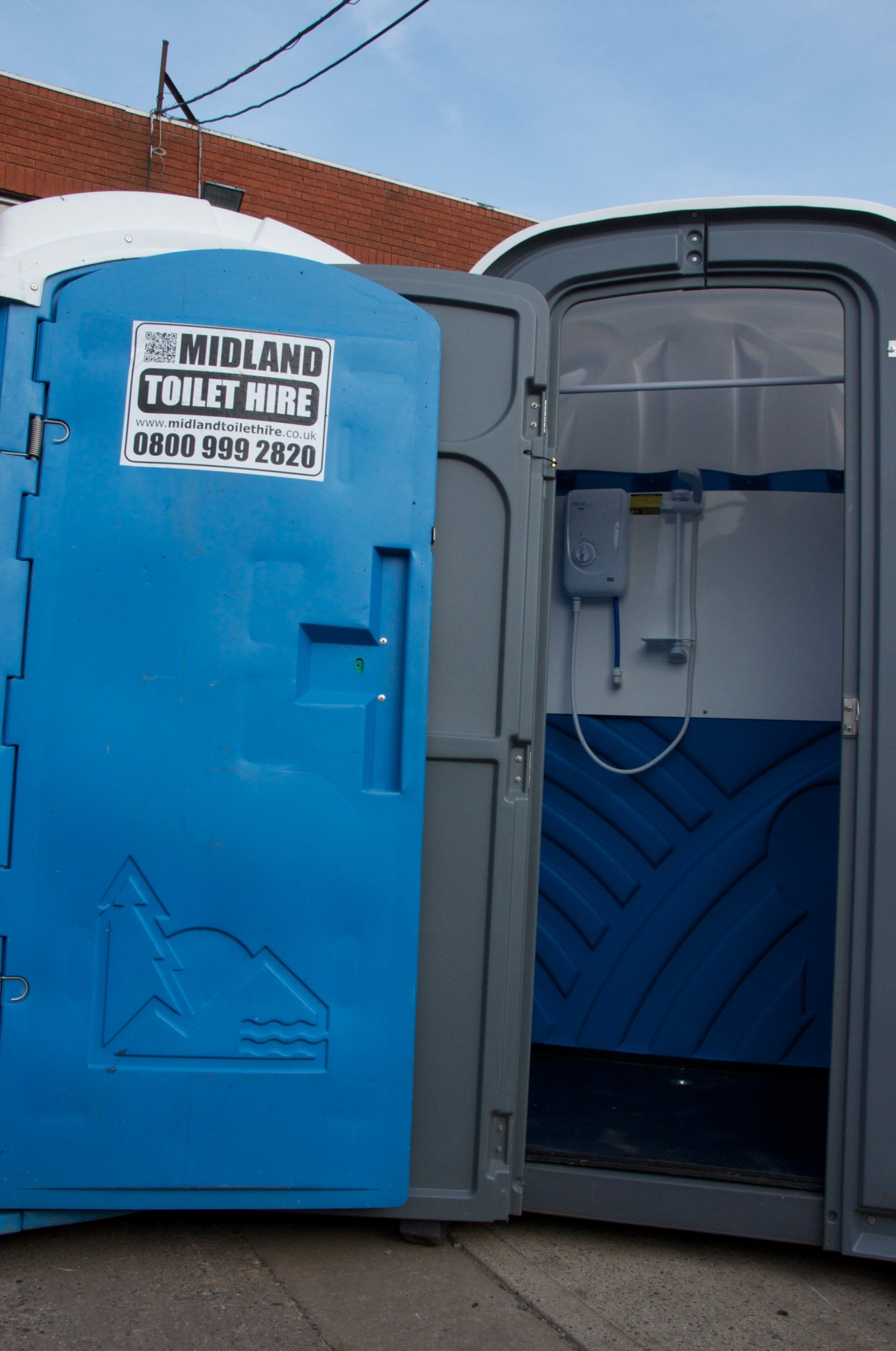 Portable Toilet Hire West Bromwich
