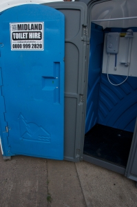 Portable Toilet Hire in Wellesbourne