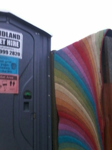 Evesham portable toilet hire