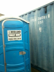 Portable Toilet Hire in Uttoxeter