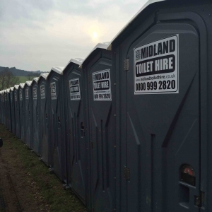 Portable Toilet Hire in Coalville