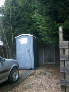 Builders Toilet Hire