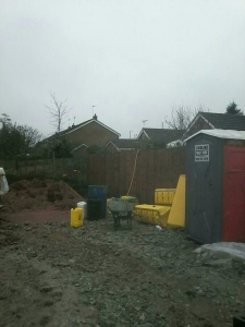 Building Site Toilet Hire