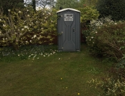 rental toilets portable