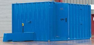 Towable Welfare Units and Cabins for Hire. Midland Toilet Hire.