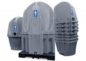 Portable mobile urinal hire.
