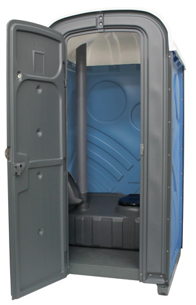 lifting portable toilet