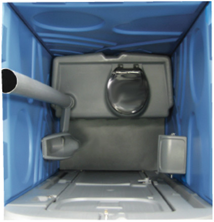Spacious Portable Toilet Hire