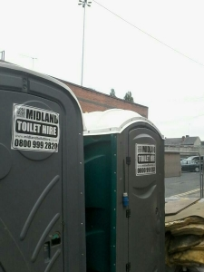 Coventry Toilet Hire from Midland Toilet Hire