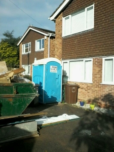 Solihull West Midlands Toilet Hire