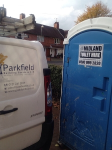 portable toilet hire loo hire