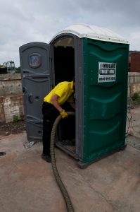 Leicester Toilet Hire For Construction Industry