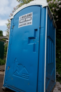 Types of portable toilets