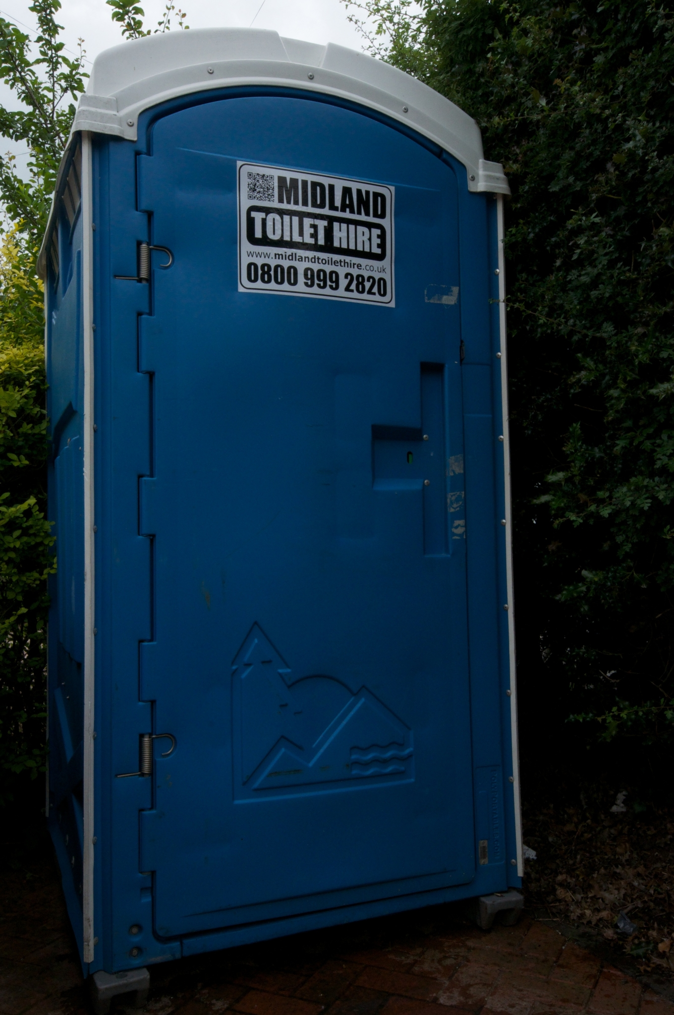 What are benefits of renting portable toilets?