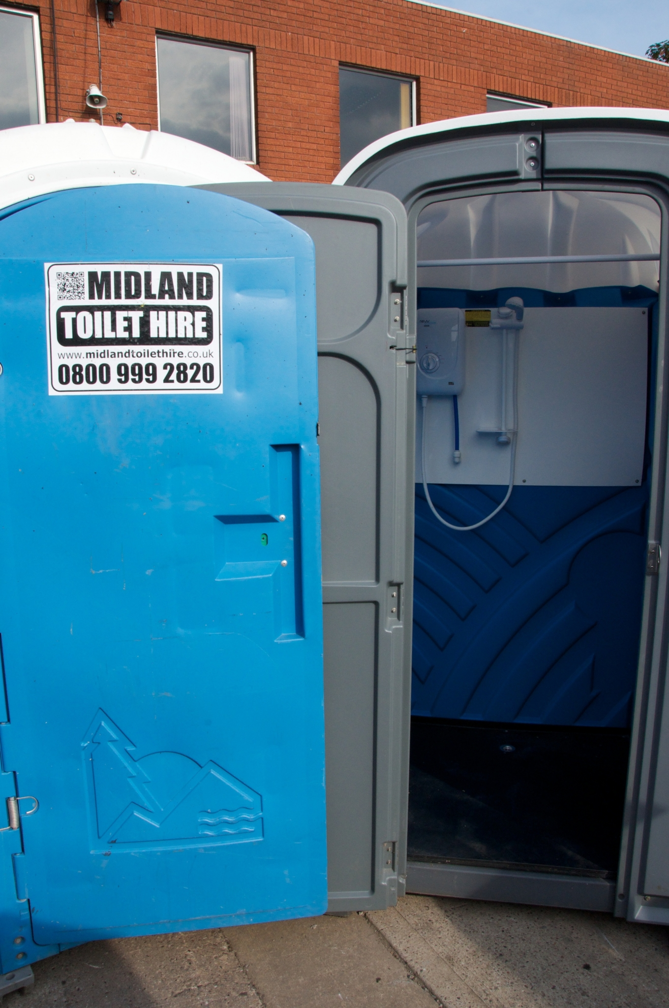 Rent Portable Toilets