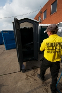 Black Country Portable Toilet Hire